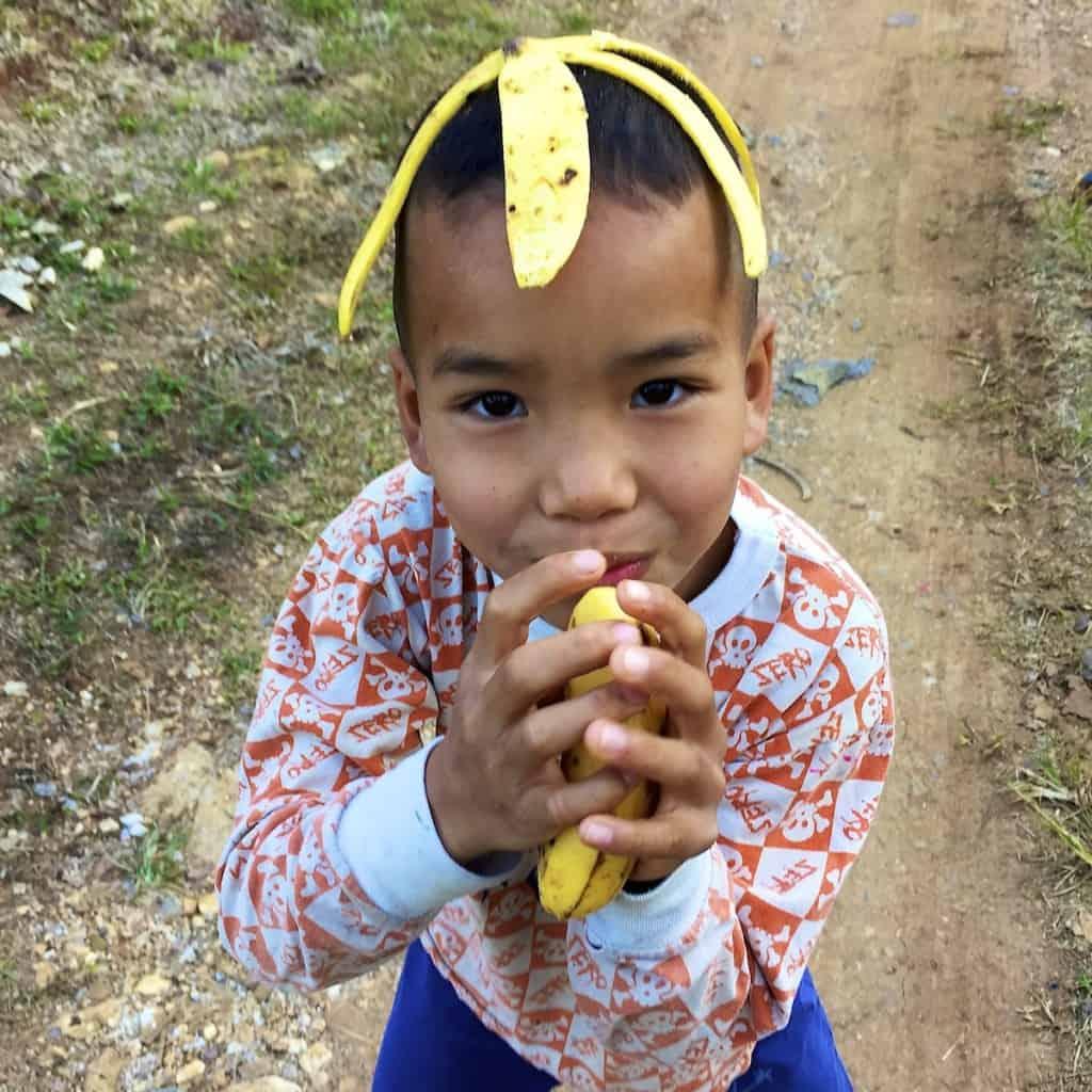 banana story