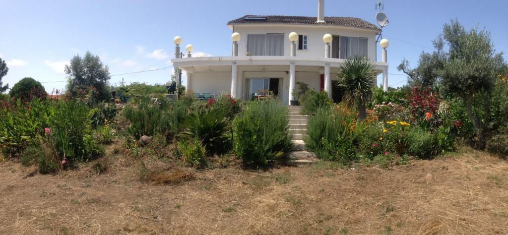 The house in Arrochela
