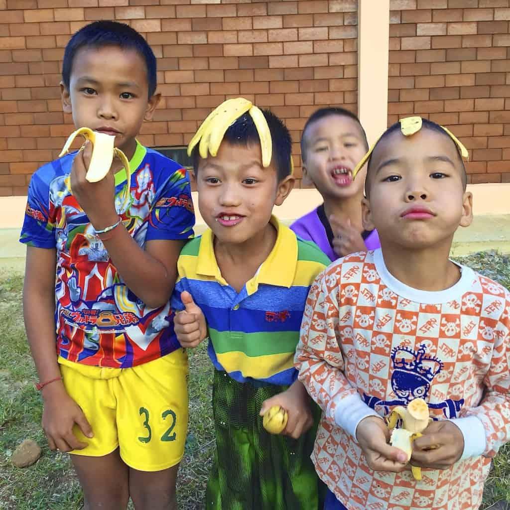 banana story 5